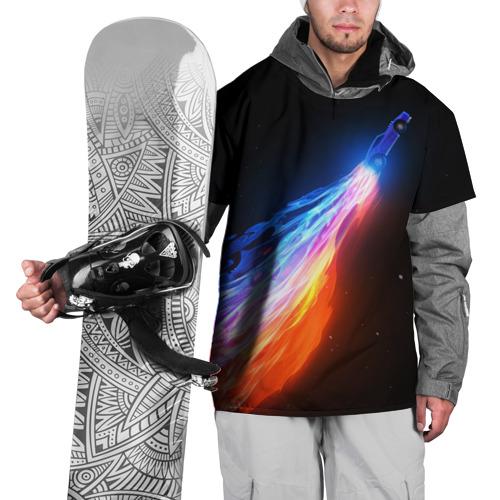Накидка на куртку 3D  Фото 01, Rocket League
