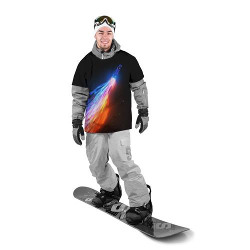 Накидка на куртку 3D  Фото 03, Rocket League