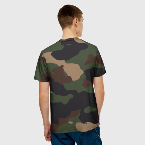 Мужская футболка 3D Supreme Doge camouflage Фото 01