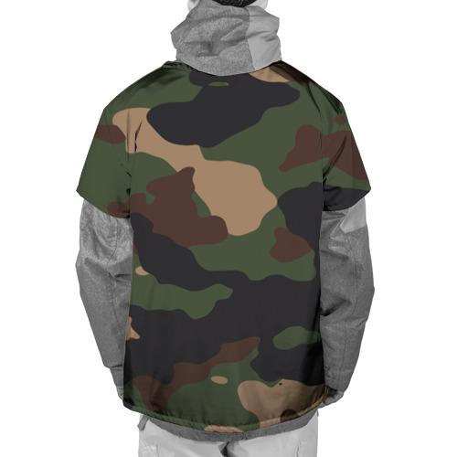 Накидка на куртку 3D Supreme Doge camouflage Фото 01