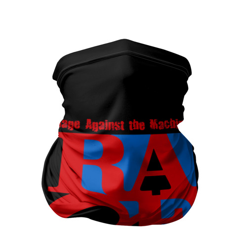 Бандана-труба 3D  Фото 01, Rage Against the Machine