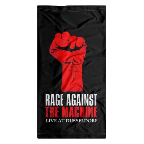 Бандана-труба 3D  Фото 07, Rage Against the Machine