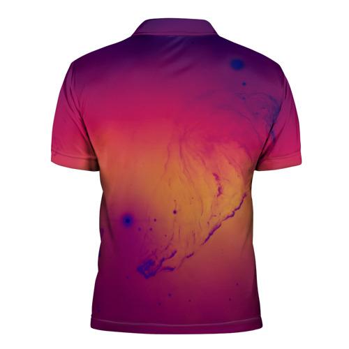 Мужская рубашка поло 3D  Фото 02, AC DC COLLECTION SPACE EDITION