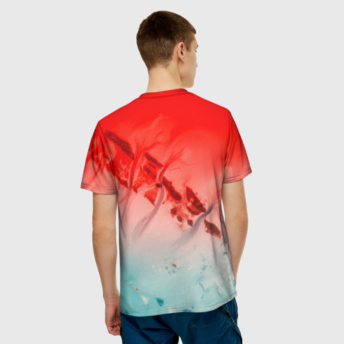 Мужская футболка 3D  Фото 02, LINKIN PARK