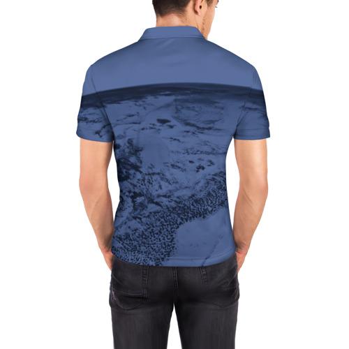 Мужская рубашка поло 3D  Фото 04, LINKIN PARK IN THE END