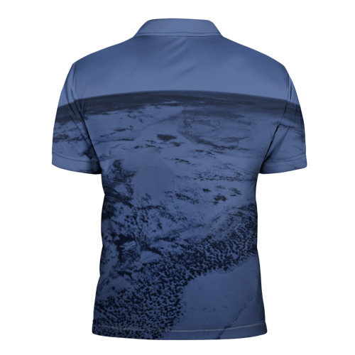 Мужская рубашка поло 3D  Фото 02, LINKIN PARK IN THE END