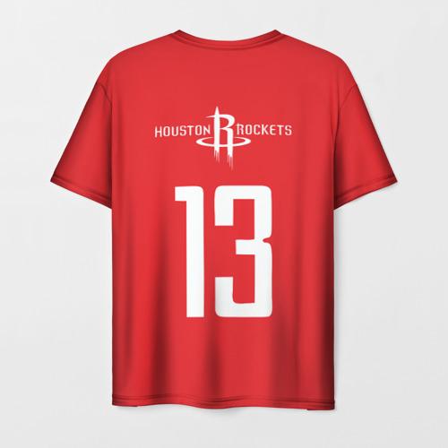 Мужская футболка 3D James Harden Фото 01