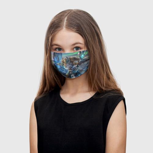Детская маска (+5 фильтров) Викинг One фото