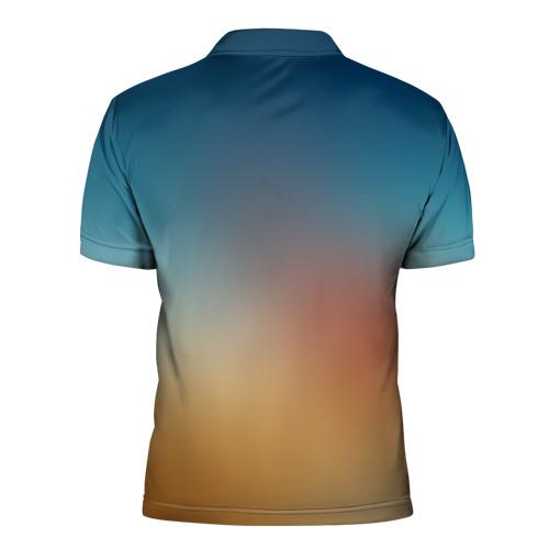 Мужская рубашка поло 3D  Фото 02, Bullet