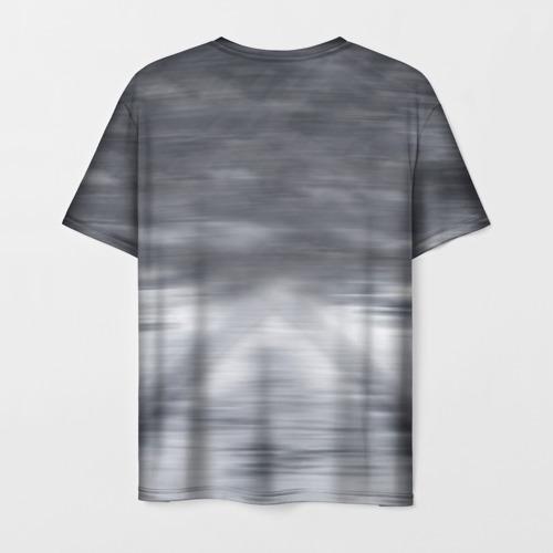 Мужская футболка 3D METRO: Exodus Фото 01