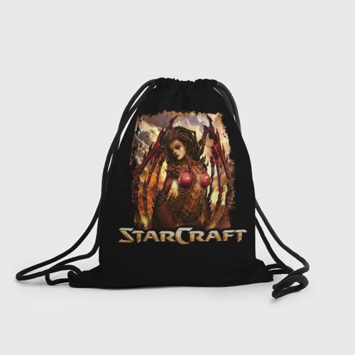 Рюкзак-мешок 3D Starcraft Kerrigan Фото 01