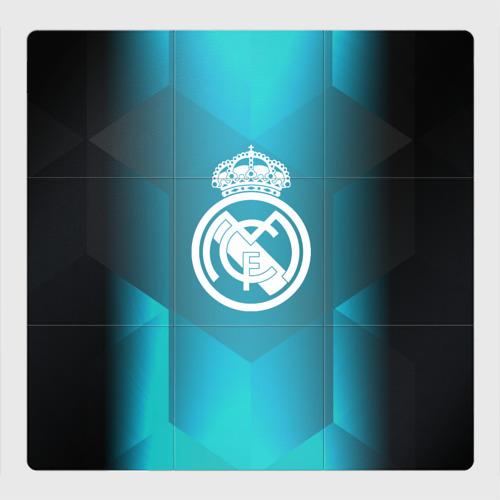 Магнитный плакат 3Х3 Real Madrid Geometry Sport