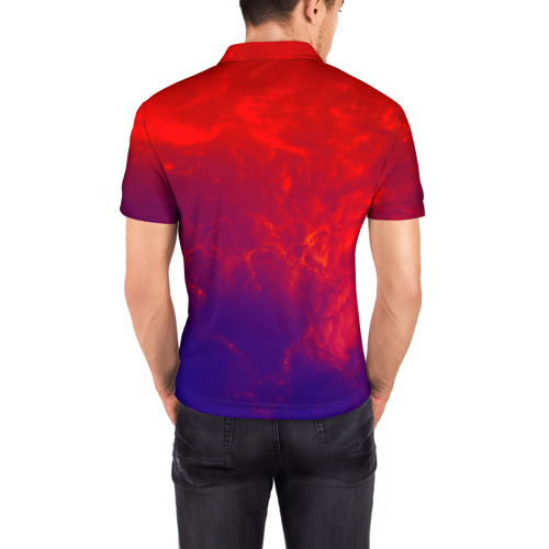 Мужская рубашка поло 3D  Фото 04, Breaking benjamin space rock
