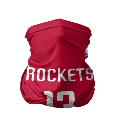 Бандана-труба 3D  Фото 01, Houston Rockets