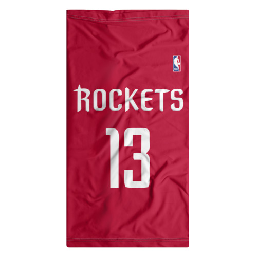 Бандана-труба 3D  Фото 07, Houston Rockets