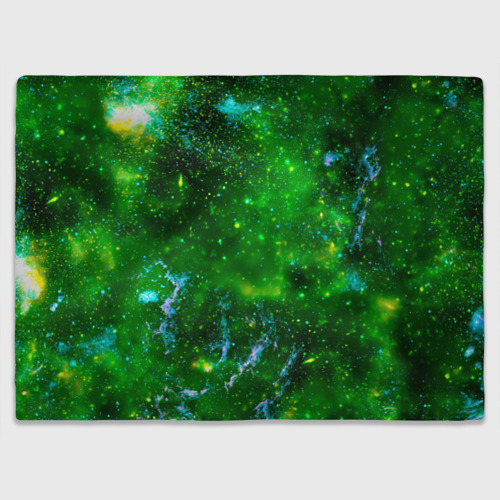 Плед 3D  Фото 03, Кислотный космос
