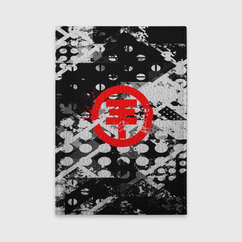 Обложка для автодокументов  Фото 01, TOKIO HOTEL