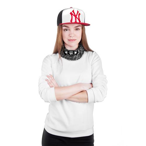 Бандана-труба 3D  Фото 04, F.C.M.U 2018 Creative Uniform