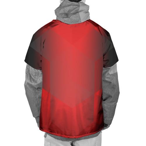 Накидка на куртку 3D  Фото 02, F.C.M.U 2018 Geometry Sport