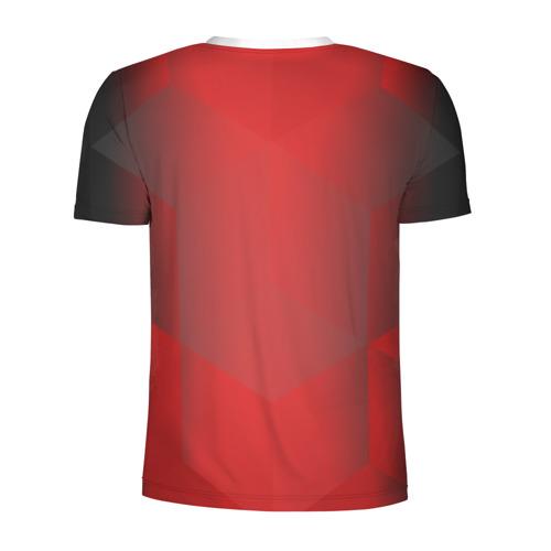 Мужская футболка 3D спортивная  Фото 02, F.C.M.U 2018 Geometry Sport