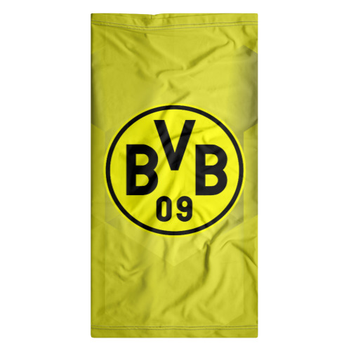 Бандана-труба 3D  Фото 07, FC Borussia 2018 Original