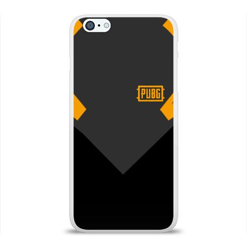 Чехол для Apple iPhone 6Plus/6SPlus силиконовый глянцевый  Фото 01, PUBG