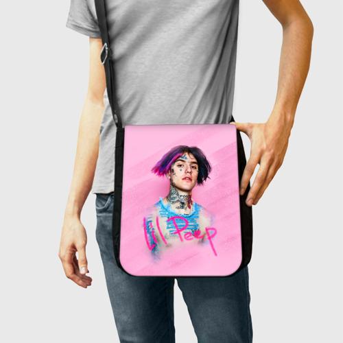 Сумка через плечо Lil Pink