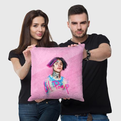 Подушка 3D  Фото 05, Lil Pink