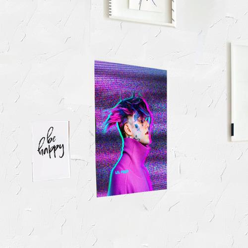 Постер Glitch Peep Фото 01