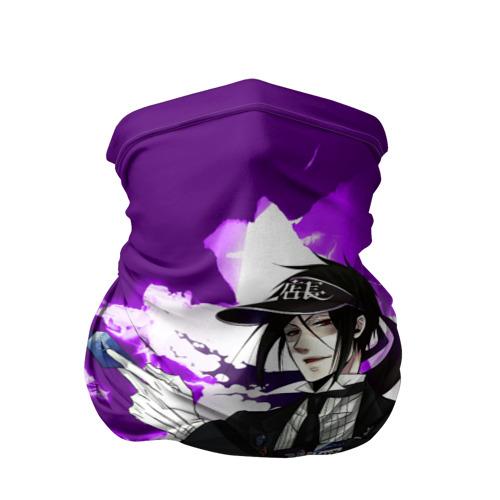 Бандана-труба 3D  Фото 01, Темный дворецкий