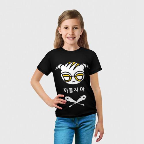 Детская футболка 3D  Фото 03, RAINBOW SIX SIEGE DOKKAEBI