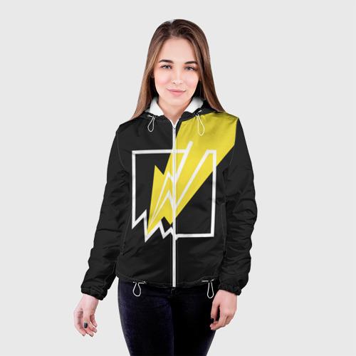 Женская куртка 3D  Фото 03, RAINBOW SIX SIEGE BANDIT