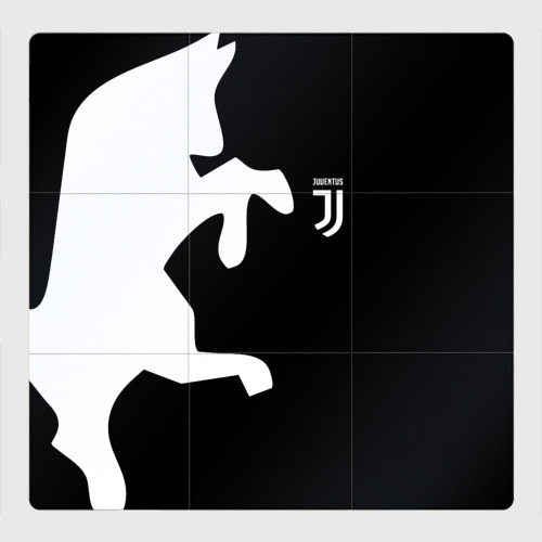 Магнитный плакат 3Х3 Juventus 2018 BULL