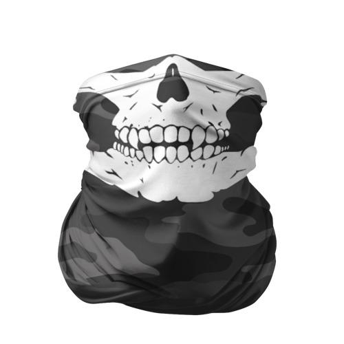 Бандана-труба 3D Череп маска