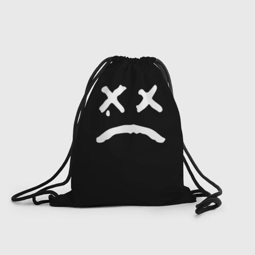 Рюкзак-мешок 3D LiL PEEP RIP Фото 01