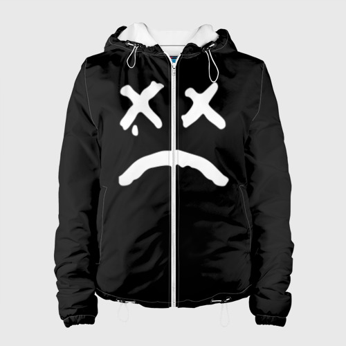 Женская куртка 3D  Фото 01, LiL PEEP RIP