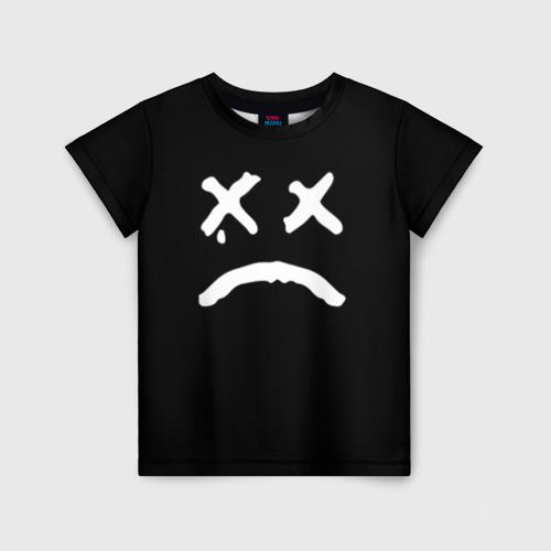 Детская футболка 3D LiL PEEP RIP Фото 01