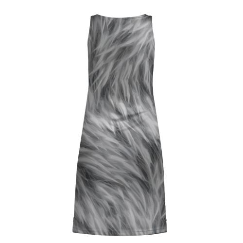 Платье-майка 3D  Фото 02, Шкура волка