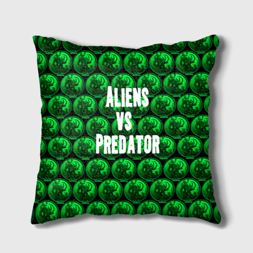 Подушка 3D  Фото 01, ALIENS VS. PREDATOR