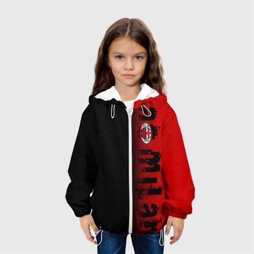 Детская куртка 3D  Фото 04, AC MILAN