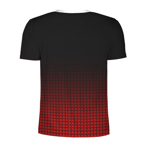 Мужская футболка 3D спортивная  Фото 02, AC MILAN