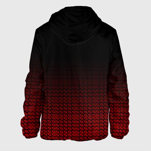 Мужская куртка 3D  Фото 02, AC MILAN