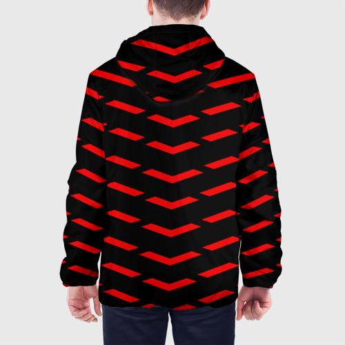 Мужская куртка 3D  Фото 05, AC MILAN