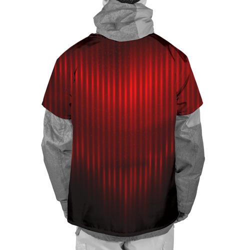 Накидка на куртку 3D  Фото 02, AC MILAN