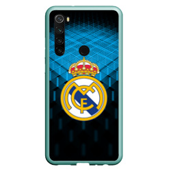 Чехол для Xiaomi Redmi Note 8 Real Madrid 2018 Original