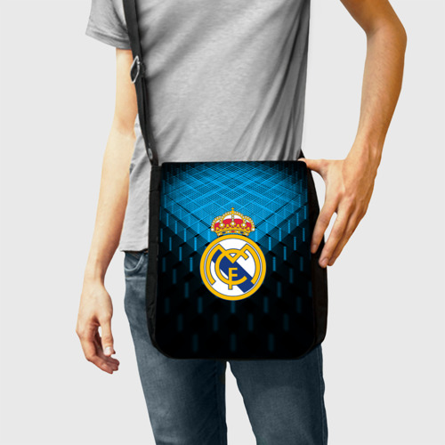 Сумка через плечо  Фото 02, Real Madrid 2018 Original