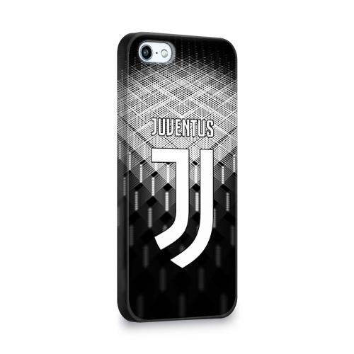 Чехол для Apple iPhone 5/5S 3D  Фото 02, Juventus 2018 Original