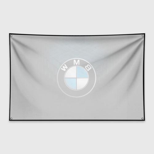 Флаг-баннер BMW BLUE LINE   БМВ Фото 01