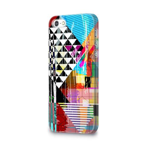 Чехол для Apple iPhone 5/5S 3D  Фото 03, abstraction&geometry