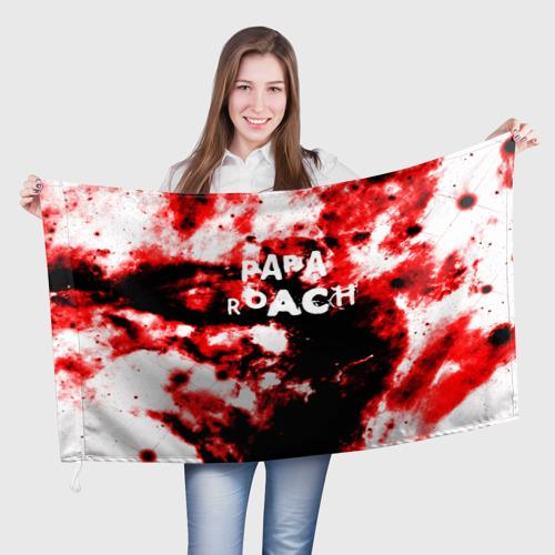 PAPA ROACH BLOOD ROCK STYLE